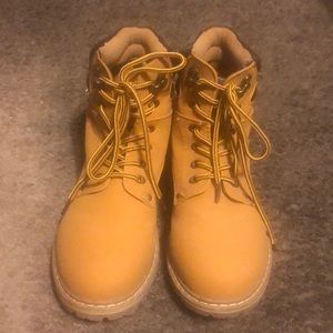 New,  alike timberlands from target brand Forever